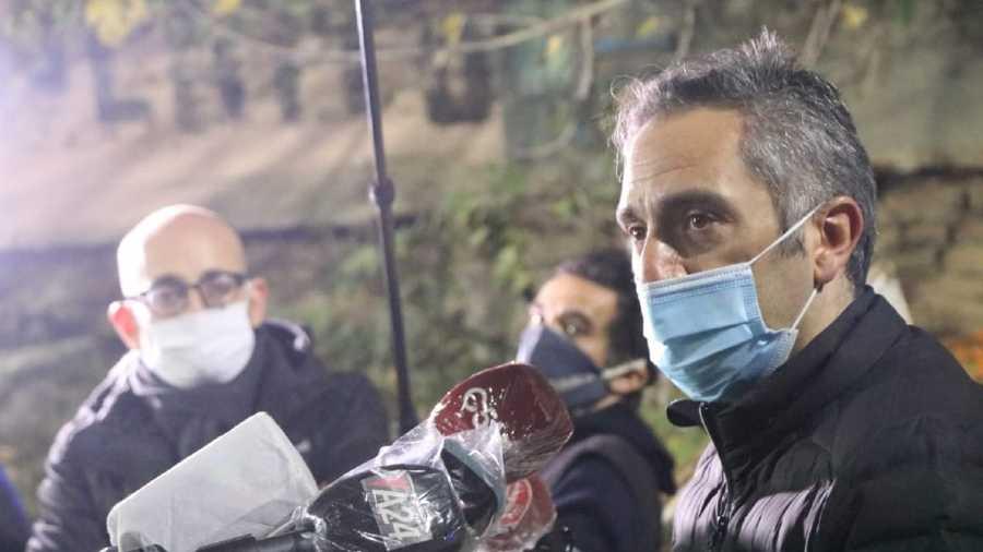 """Larroque a Guzmán: """"No es tiempo de amarretear"""""""