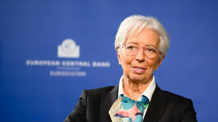 Lagarde considera que el cambio climático influye en la inflación