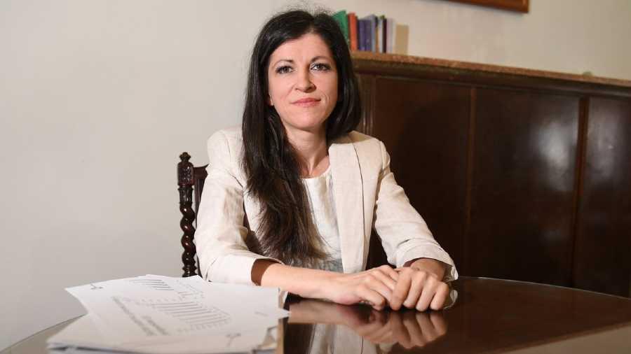 """Fernanda Vallejos: """"Estamos corrigiendo una situación injusta"""""""