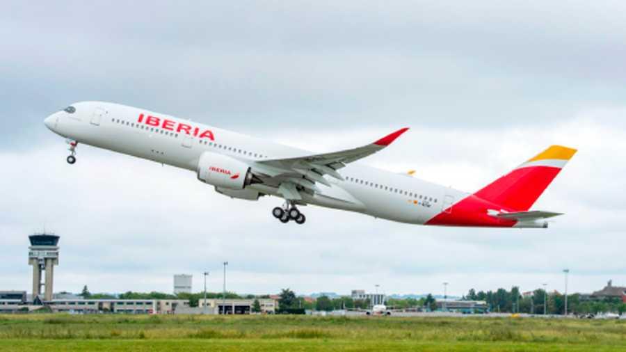 Iberia recupera sus vuelos con América Latina con 18 destinos