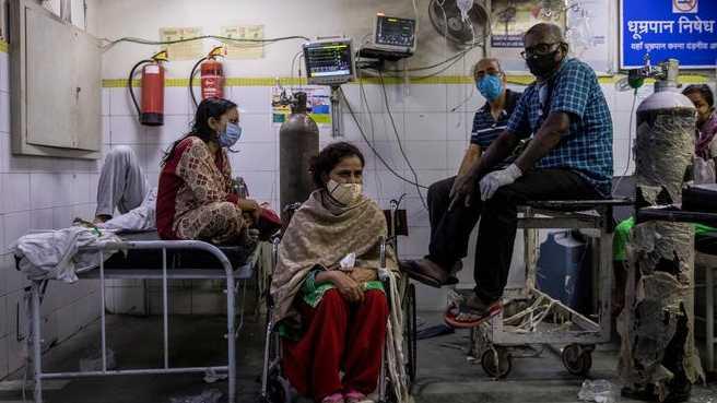 India suma 30 millones de contagios, preocupada por nueva variante Delta Plus