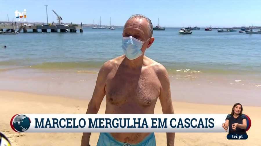Portugal multará con hasta cien euros por incumplir normas covid en la playa