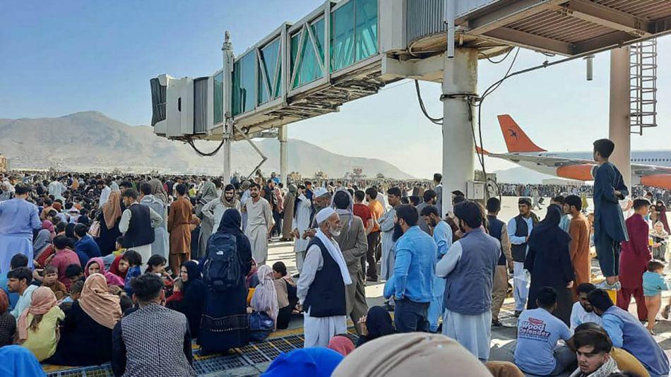 """Los Talibán: """"Afganistán es un país seguro para invertir"""""""