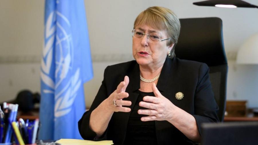 """Bachelet: """"Birmania ha pasado de ser una democracia frágil a una catástrofe de derechos humanos"""""""