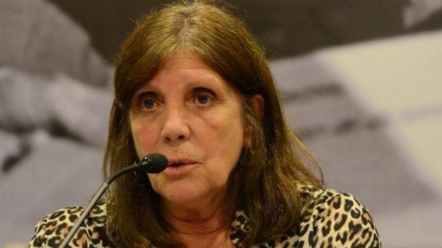 """Teresa García: """"Vidal va a ser candidata en la provincia, no le queda otra alternativa"""""""