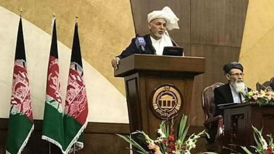 Ghani parte a EEUU en busca de apoyo militar para frenar el avance talibán