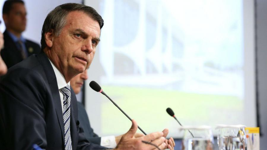 Bolsonaro dice que el voto electrónico hará de Brasil una Venezuela