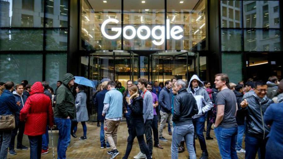 Francia multa a Google con 220 millones
