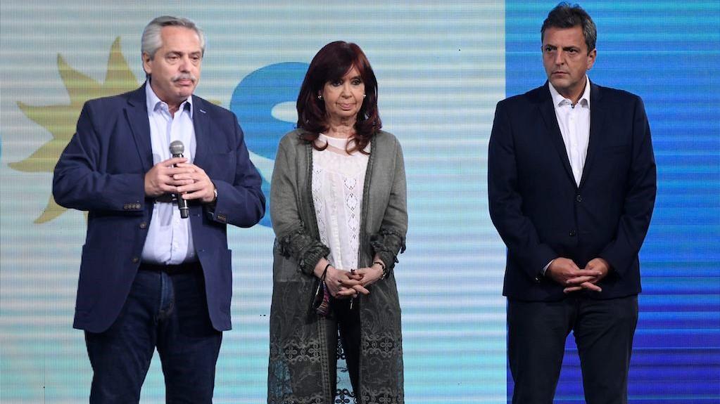 """Alberto Fernández pide """"que piensen"""" a los que no los votaron"""