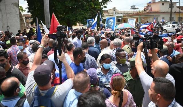 El pueblo cubano sigue buscando su emancipación