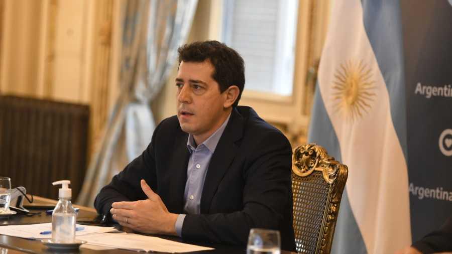 """""""Wado"""" de Pedro: """"El Congreso ratifica que no se puede hacer lo que hizo Macri"""""""